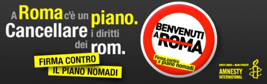 azione rom amnesty