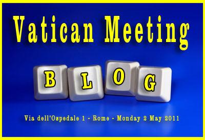 vatican bloggers