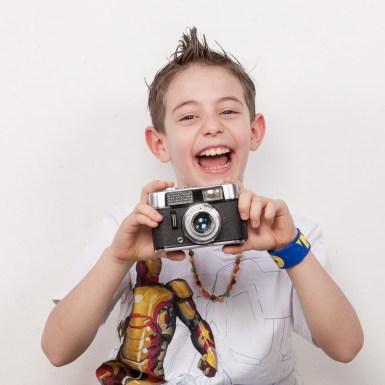 servizi fotografici bambini milano