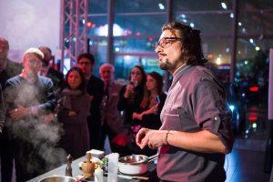 fotografo eventi food