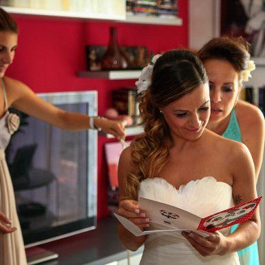 fotografo matrimonio preparazione