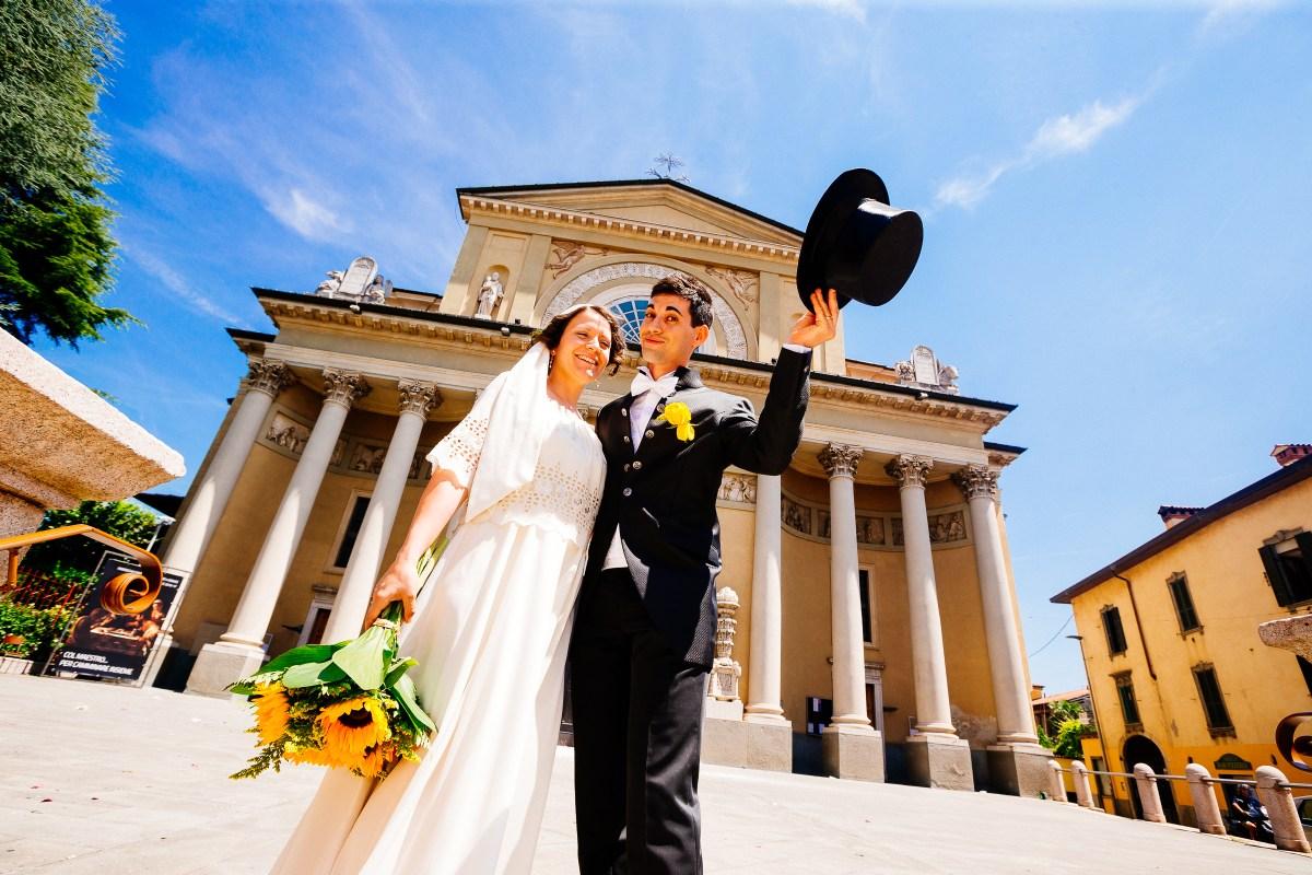 Fotografi di Matrimonio Milano – Real Wedding – Barbara & Alessio