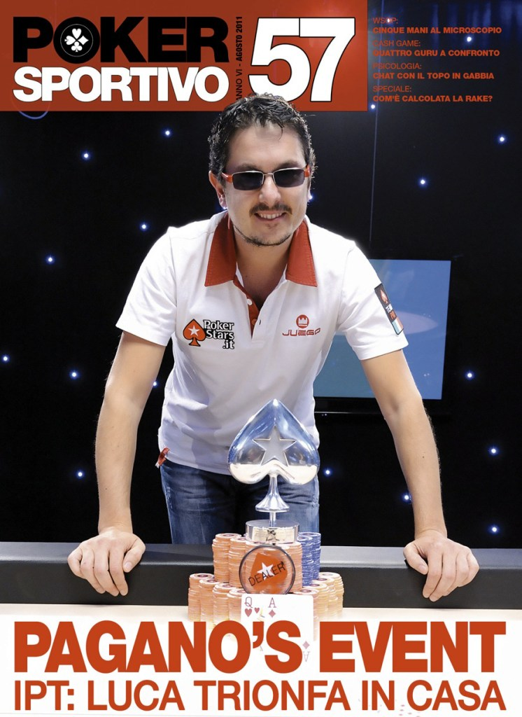 Il trionfo in casa – Poker Sportivo 2011