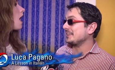 EPT Sanremo 2012, lezioni d'italiano