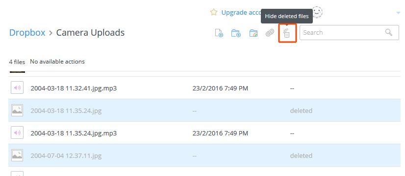 dropbox-restore-file