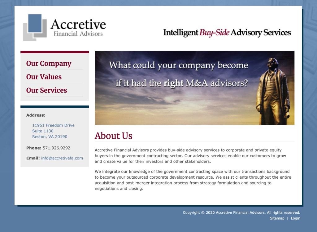 Accretive Financial Advisors