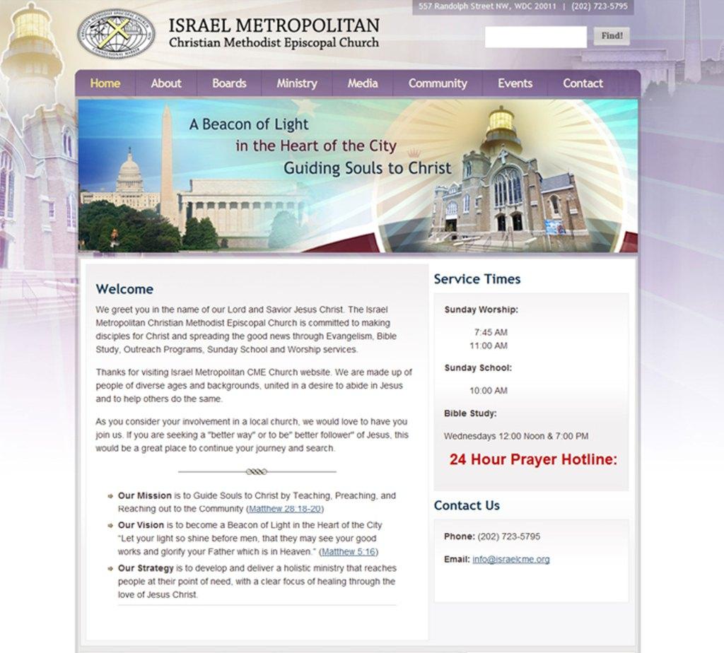 Israel CME Church