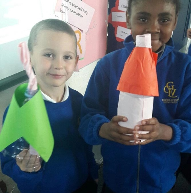 Year 3 Dahl Class – reading the Magic Finger