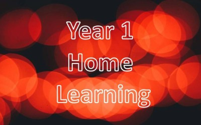 Year 1 Home Learning (3)