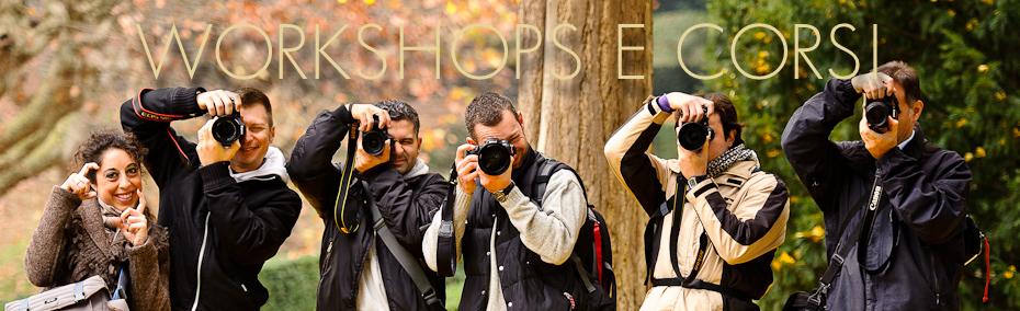 workshops e corsi fotografia