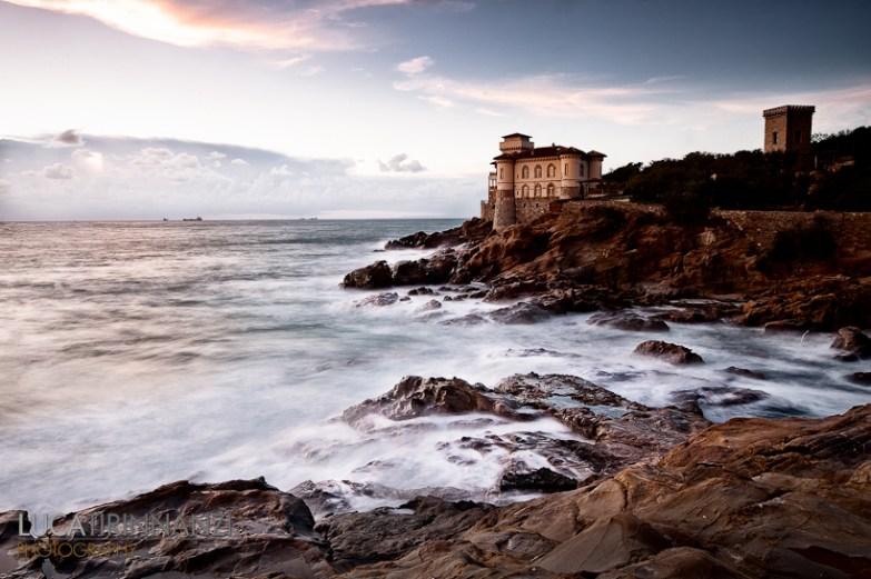 Marina di Boccale, Calafuria - Livorno