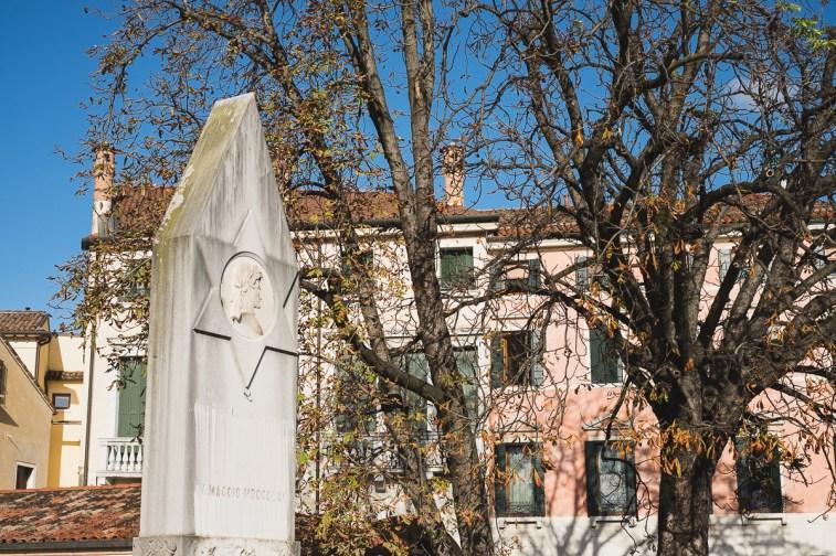 Monumento a Dante - Treviso