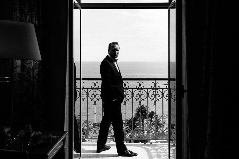 Fotografo Matrimonio Sanremo Ricevimento Hotel Royal cerimonia in giardino