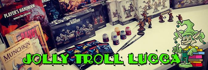 Risultati immagini per jolly troll lucca