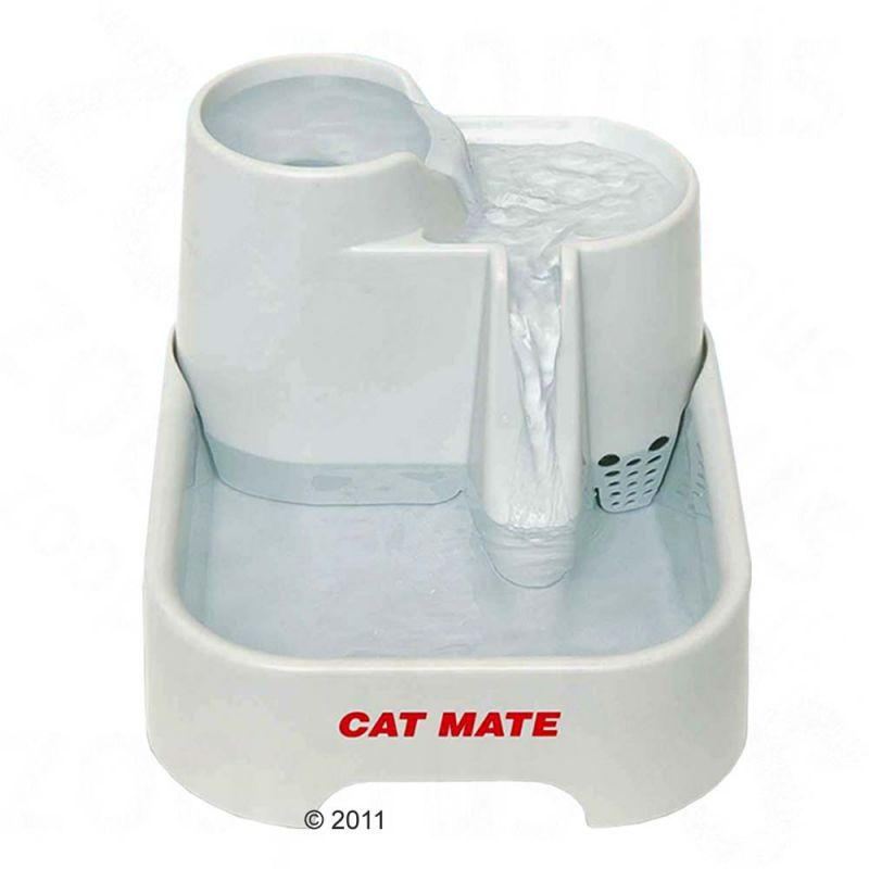 Cat Mate fuente