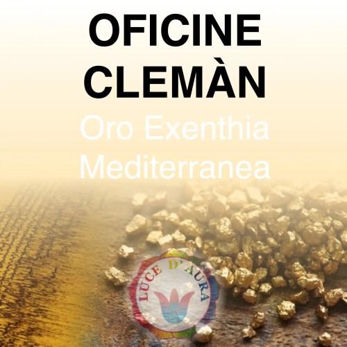 Oro Exenthia Mediterranea Oficine Clemàn