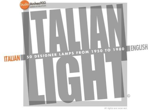 Italian Light  Luce e Design