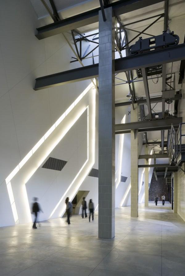 Contemporary Jewish Museum L Efficienza Energetica - Luce Design