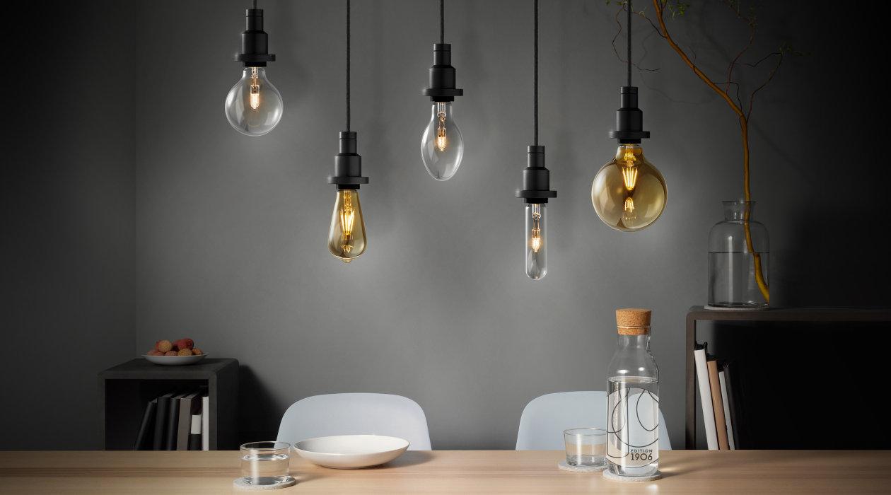 PenduLum e le lampade LED a filamento Il ritorno di