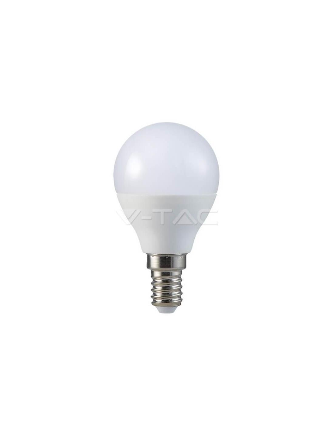 VTAC SKU7322 Lampadina LED E14 7W 4000k