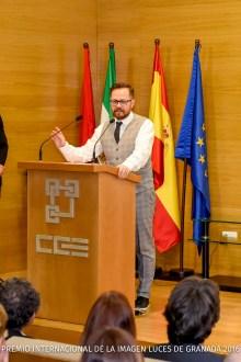 Discurso de Juan José Ibáñez, Jefe de Gabinete técnico de Alcaldía, en representante del Excmo. Ayuntamiento de Granada.