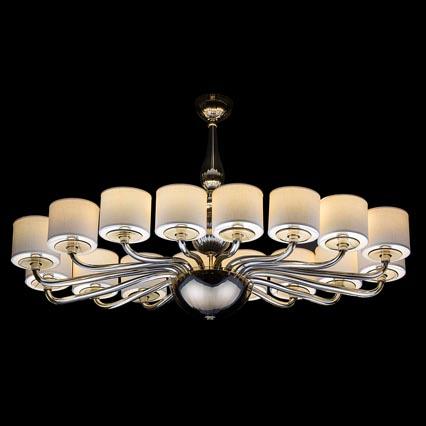 Un'ampia scelta per il tuo lampadario di murano in vetro soffiato e lampadari veneziani classici. Royal Modern Chandelier Murano Blown Glass Lucevetro