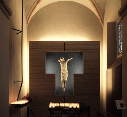 Cappella del crocefisso duomo di gemona