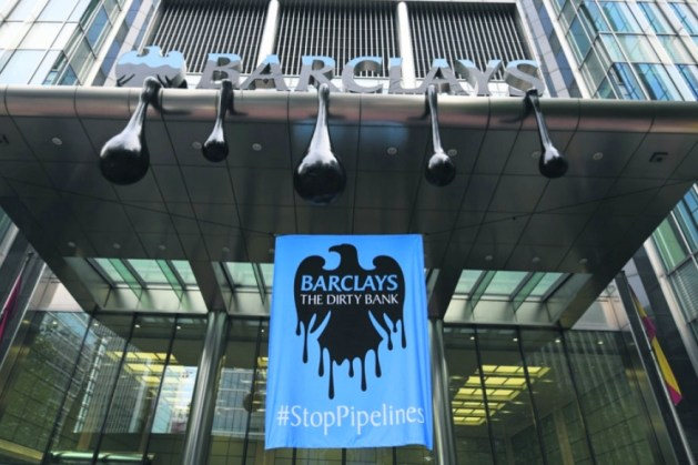 Banks and fossil fuels