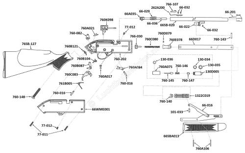 small resolution of luchtbukswinkel nl rh luchtbukswinkel nl crosman 760 pumpmaster parts diagram crosman 760 pumpmaster air rifle