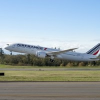 Air France's second Boeing 787 enters the fleet