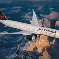 Air Canada temporarily deploys Boeing 787 to Brussels