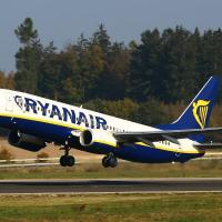 Disgruntled Ryanair passengers left stranded at Rome airport after Monday ATC strike