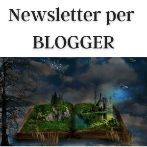 Nwesletter blogger di LCS Lucia C. Silver