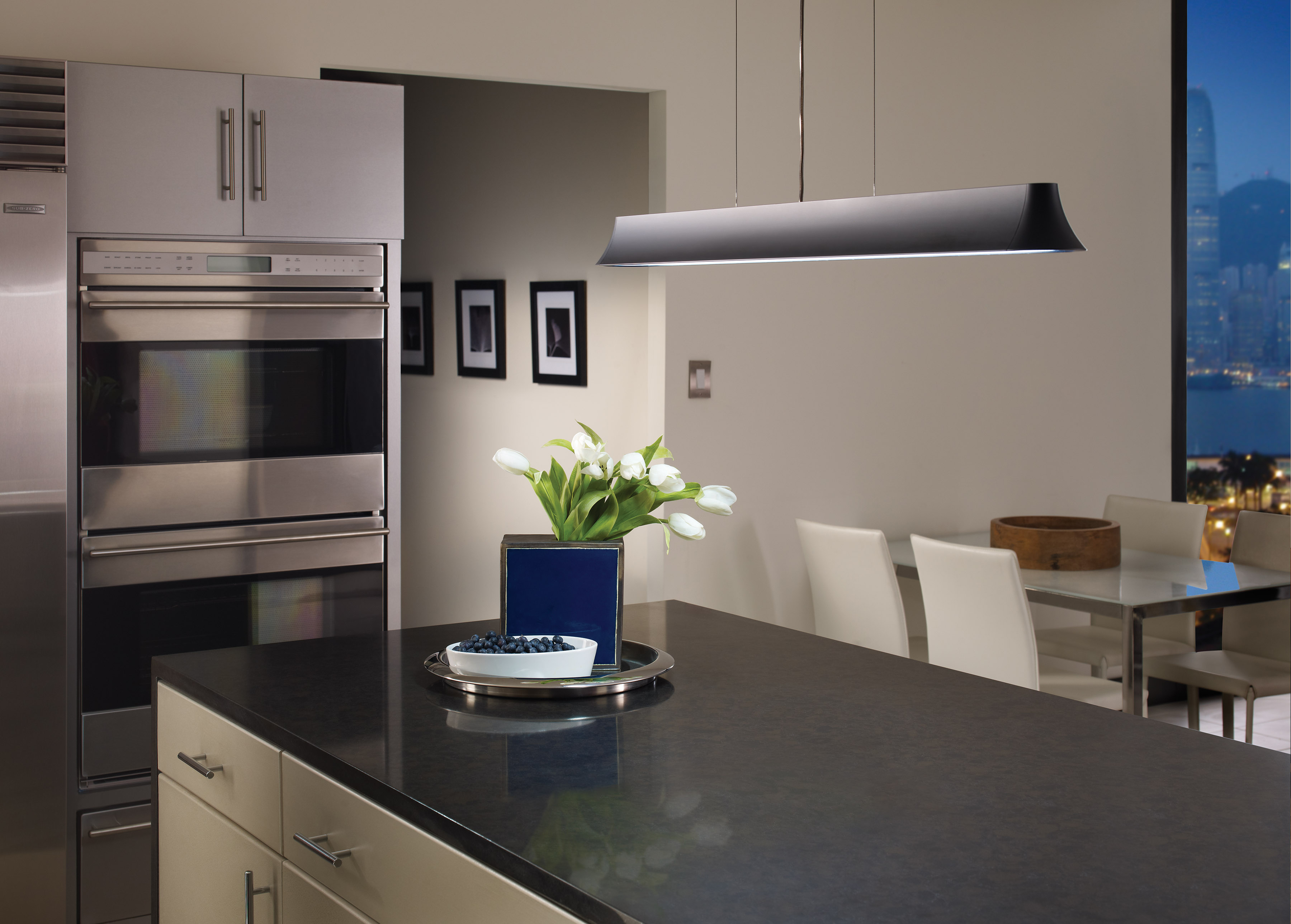 Kitchen & Recessed Interior Design Lighting Solutions in