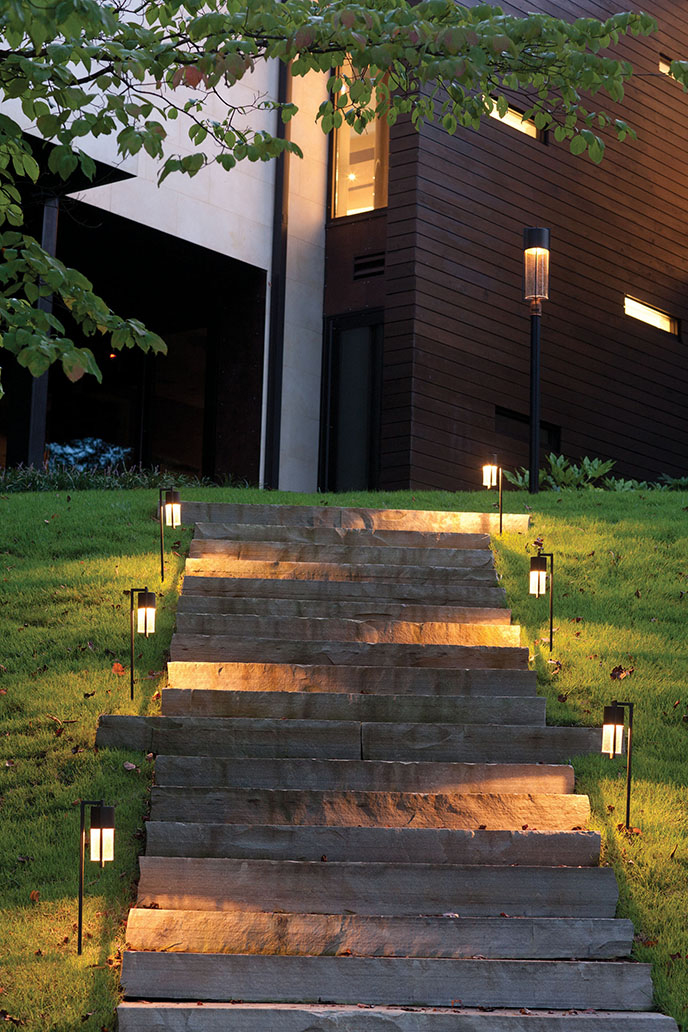 Outdoor  Home Landscape Lighting Solutions North of