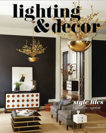 lucy dearborn featured in lighting