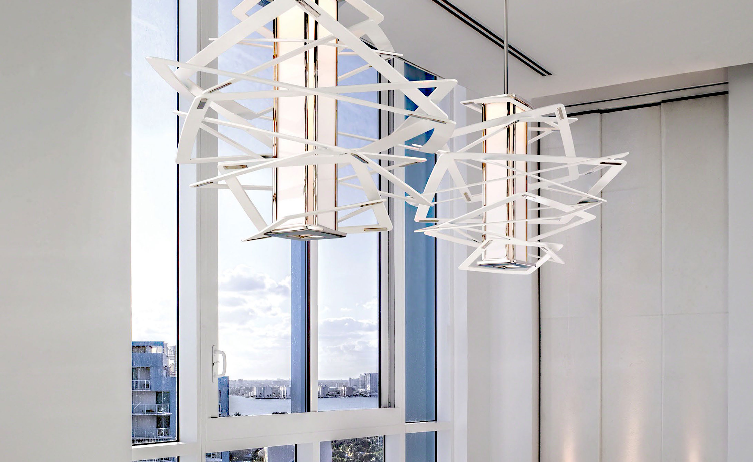 Contemporary Amp Modern Lighting Showroom North Boston MA