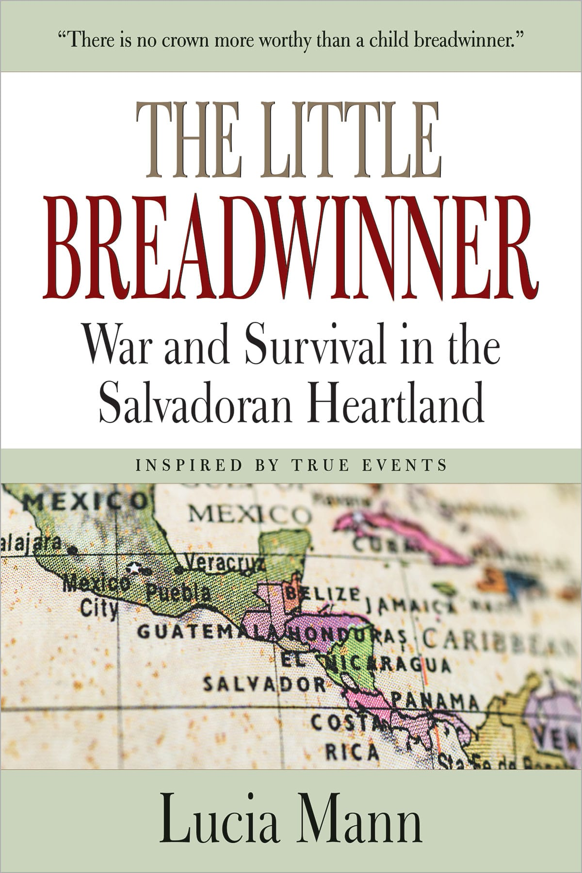 The Little Breadwinner - Front Cover