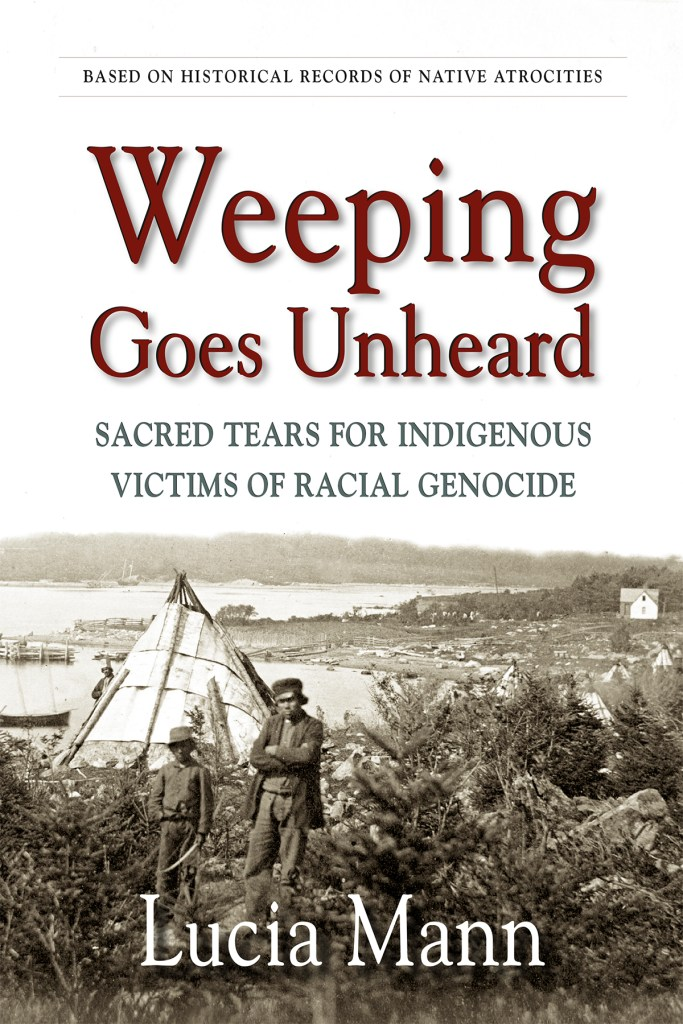 Weeping Goes Unheard - Front Cover