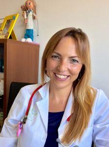 Lucía Galán Bertrand pediatra