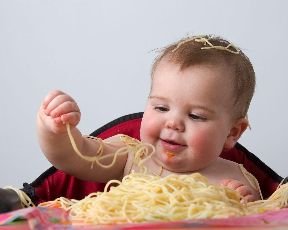 Alimentación complementaria: PARTE 2. ¡Empezamos con el salado!