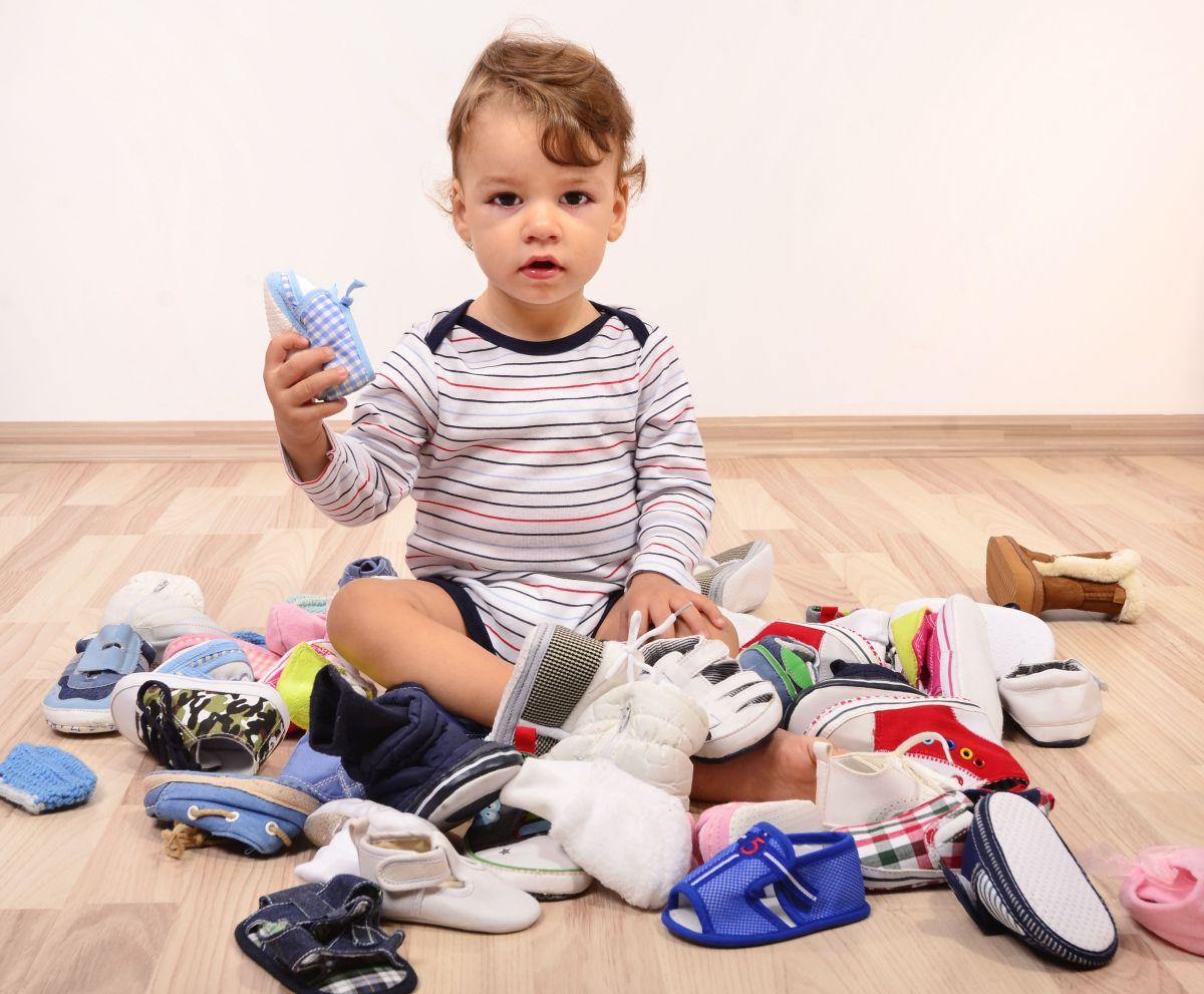 ¿Cuál es el calzado ideal para los niños?