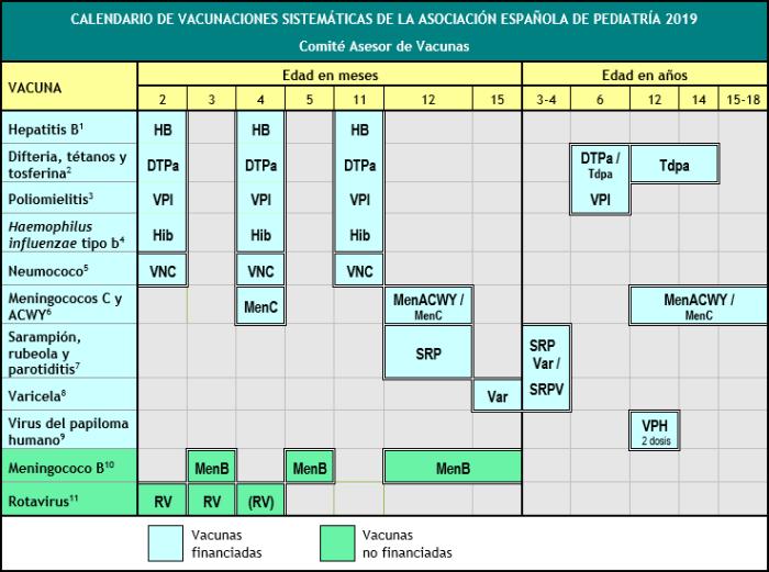 Calendario Vacunal Andalucia.Meningitis Y Vacunas Que Debo Saber Lucia Mi Pediatra