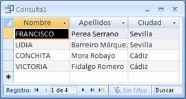 Consulta SQL entre tablas relacionadas con criterio usando INNER JOIN y WHERE