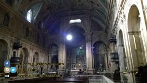 Lisbona - dettaglio interno chiesa