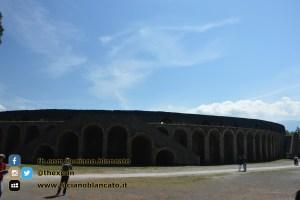 Pompei - Scavi - dettagli anfiteatro