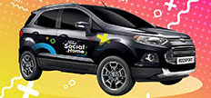 Ford Social Home 9