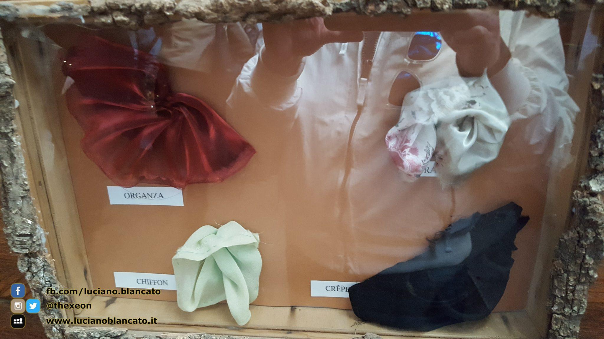 Casa delle Farfalle - Viagrande - CT - Lavorazione della seta