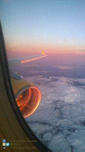 Santiago de Compostela - in volo verso Santiago