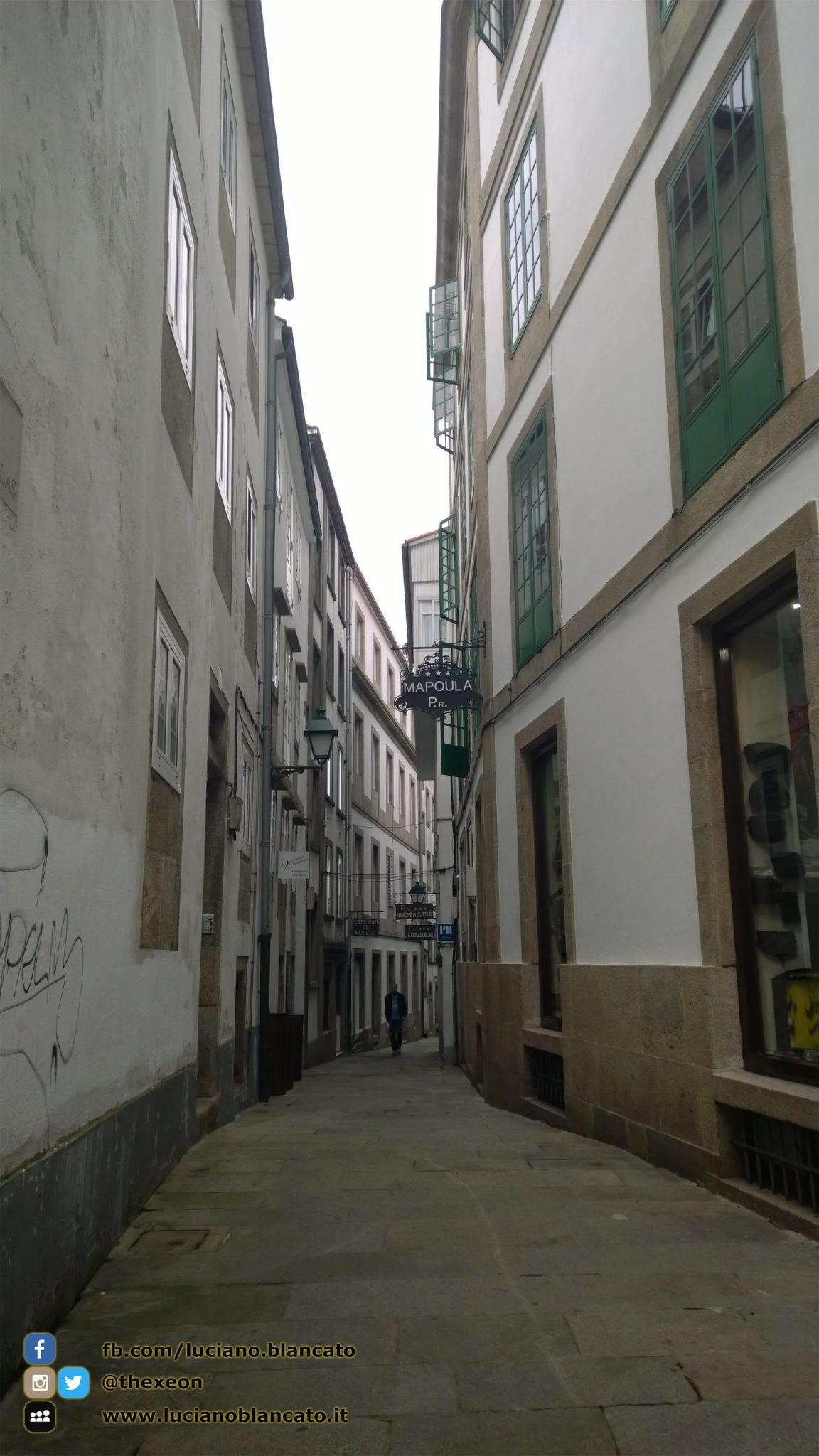 copy_2_Santiago de Compostela - per le vie del centro